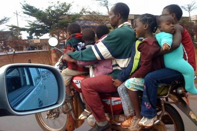 Dangerous Bike Journey