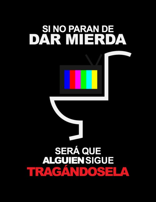 TELEVISIÓN BASURA HOY