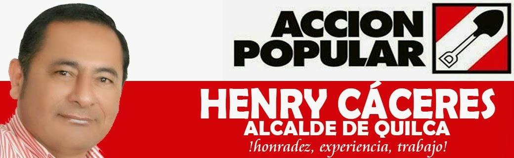 Henry Caceres Bedoya