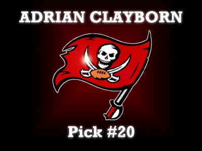 Adrian Clayborn to Tampa Bay
