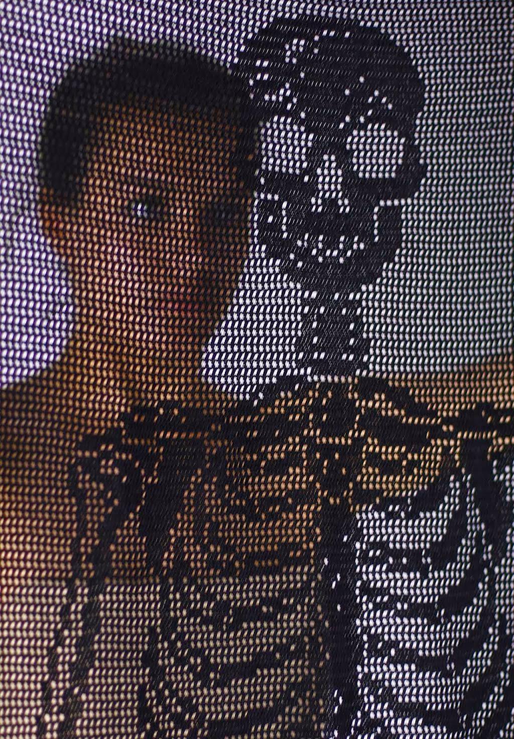 Crochet...Gotta Love It! Blog: Life size filet skeleton!