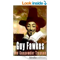 Guy Fawkes or The Gunpowder Treason by William Harrison Ainsworth