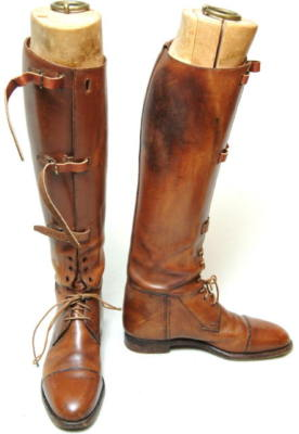 English Riding Boots Vintage2