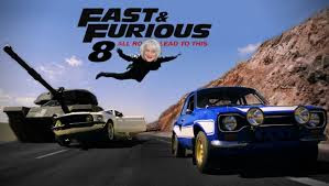 Fast and Farious 8
