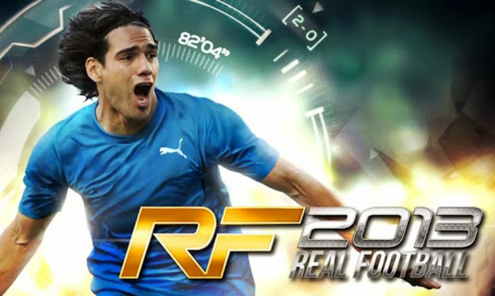 Real Football 2013 v1.6.4h APK [Mod Money]