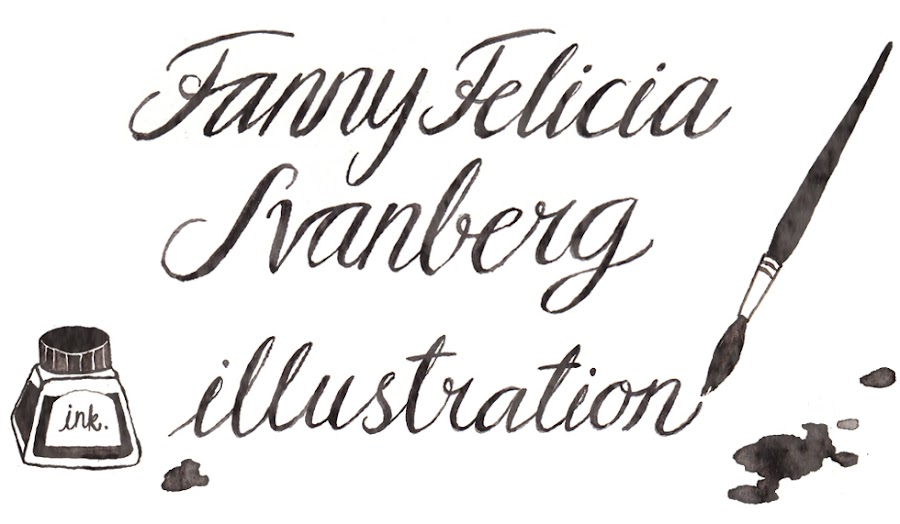 Fanny Felicia Svanberg Illustration
