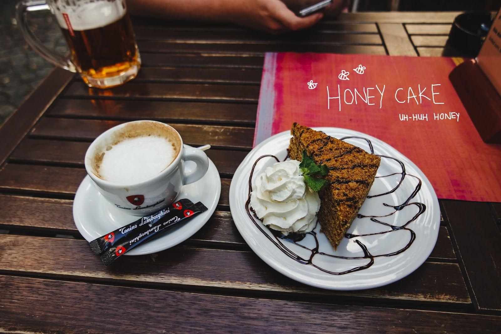 prague honey cake