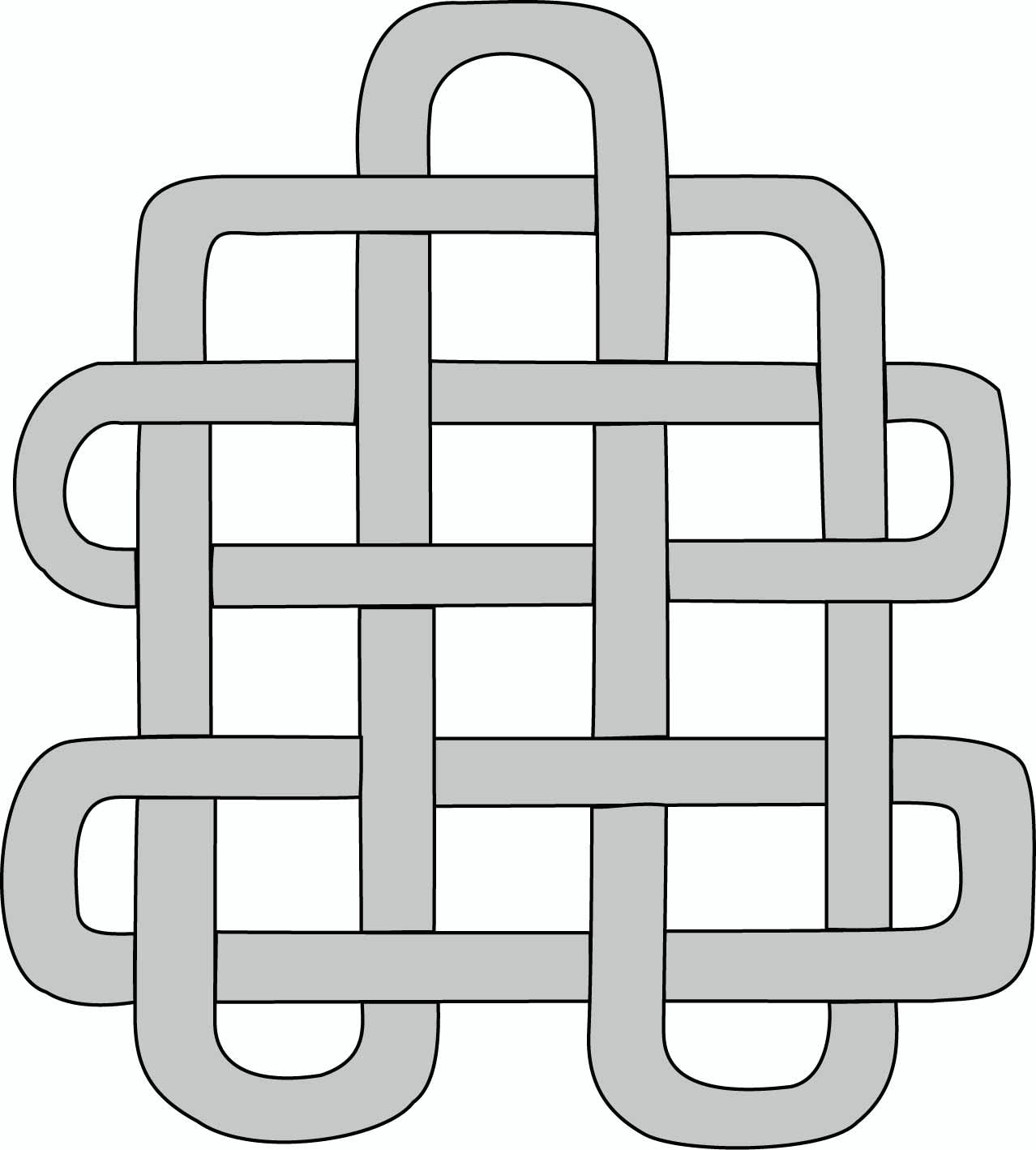 House of brian boru obrien clan heraldry ill14b obrien knot biocorpaavc Images