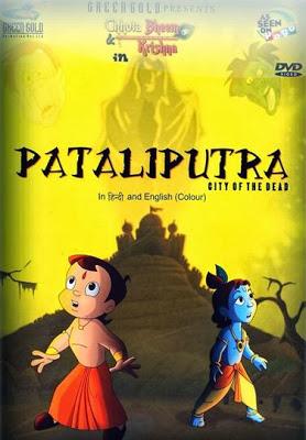 Chhota Bheem And Krishna Pataliputra- City Of The Dead 2009 Hindi 480p HDRip 300mb