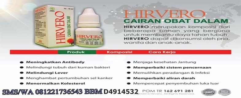 Agen Hirvero THE POWER Of NATURAL HERBS Penurun Kolesterol Dan Diabetes