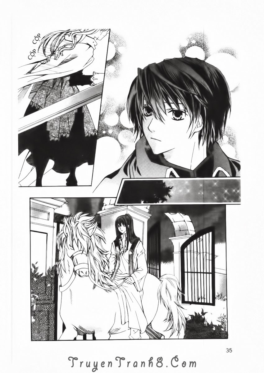 A Kiss For My Prince - Nụ Hôn Hoàng Tử Chapter 17 - Trang 36