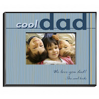Cool Dad Personalized Picture Frame