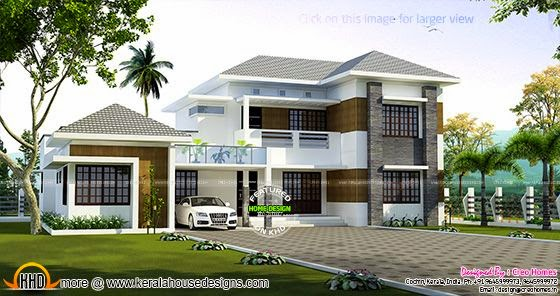 Kozhikode home design