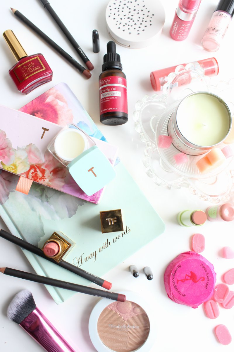 100 Beauty Blogging Prompts