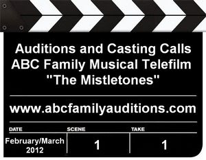 ABC Family The Mistletones Auditions
