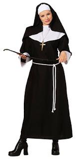 discipline nun