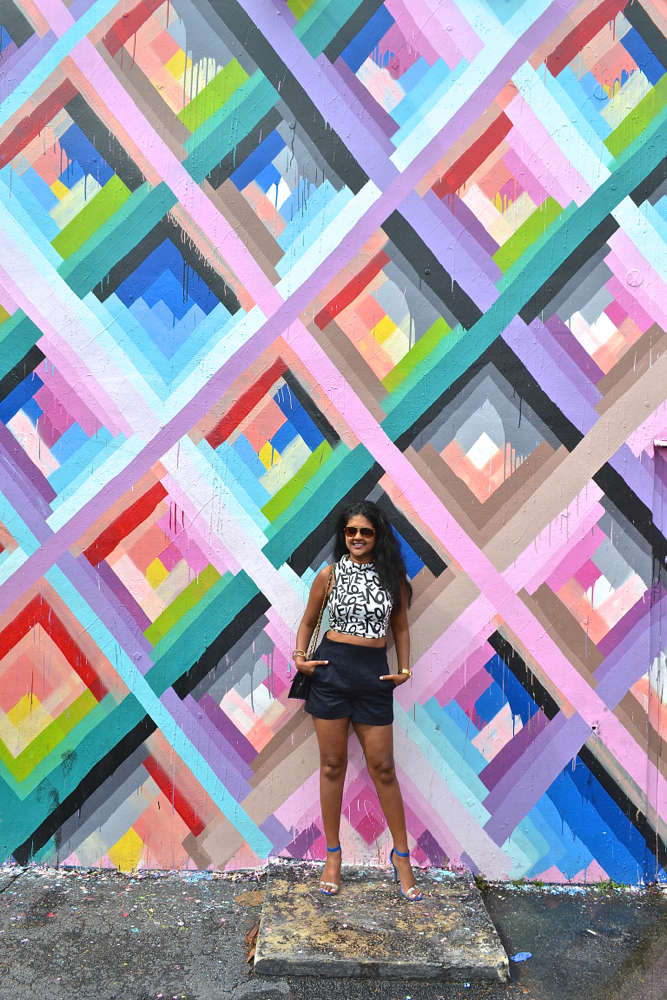 Wynwood walls astoria in heels