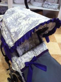 Caramelos baby nuevo encargo vestidura silla paseo mclaren for Mclaren carro de paseo