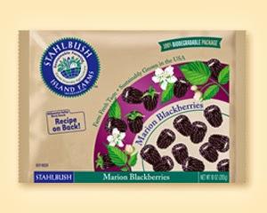 bag Stahlbush Frozen MarionBlackberries (approx 200g) or other ...