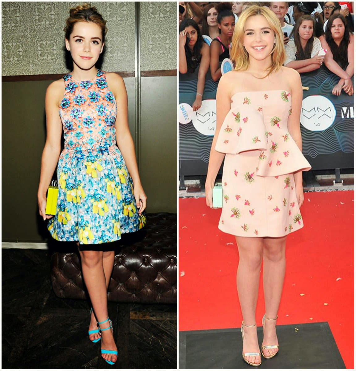 kiernan shipka fashion