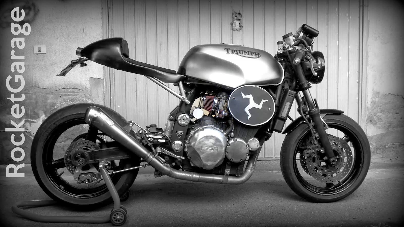 My Cafe Racer Triumph