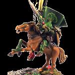 Wood Elf Rider