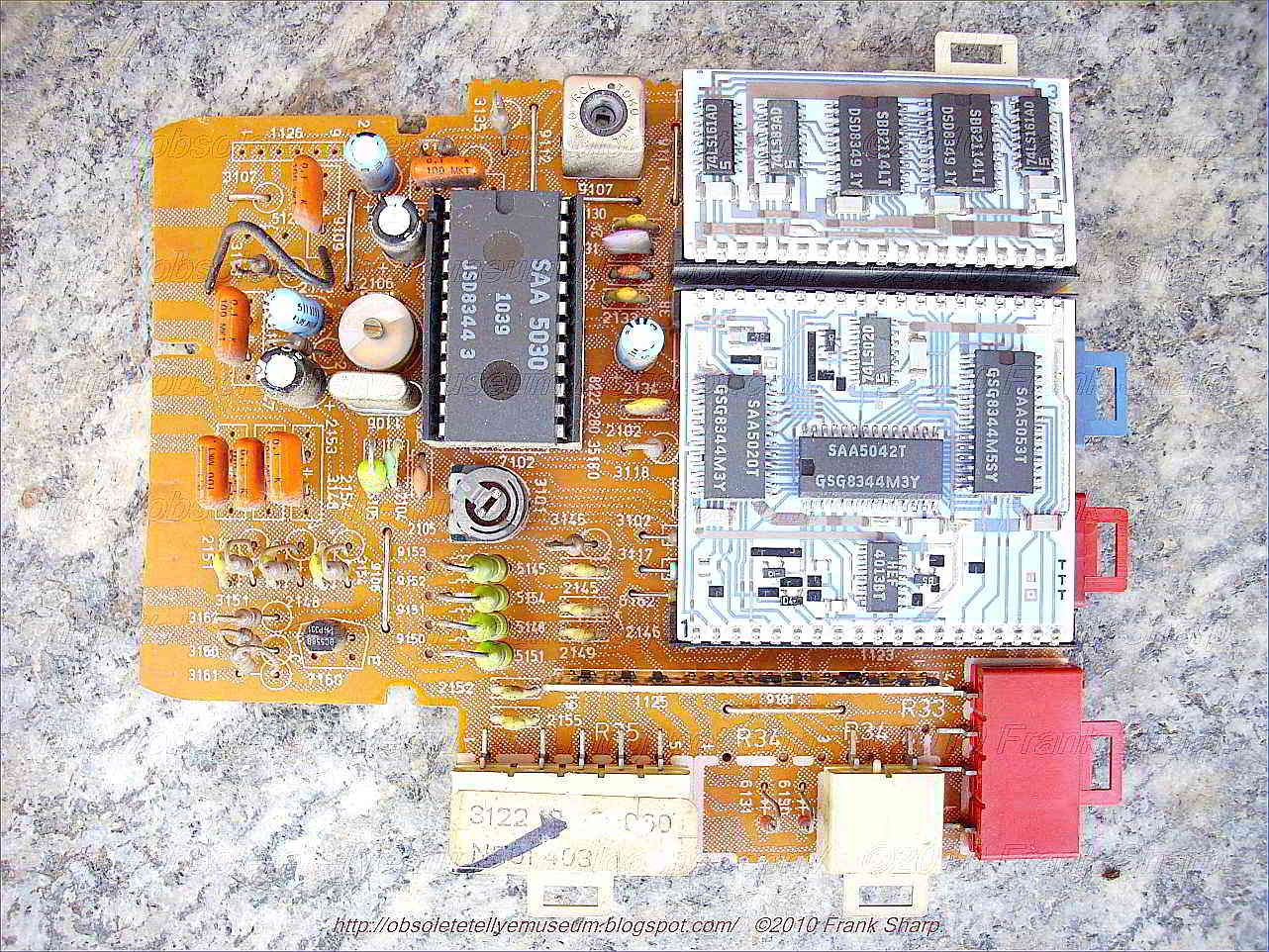 Obsolete Technology Tellye Philips Stereo Receiver V6820 Besides 50 Gfci Breaker Wiring Diagram Furthermore Hot Tub 220 Advantages Include Increased Component Packing Density Board Sizes Reduced By 35 Per Cent