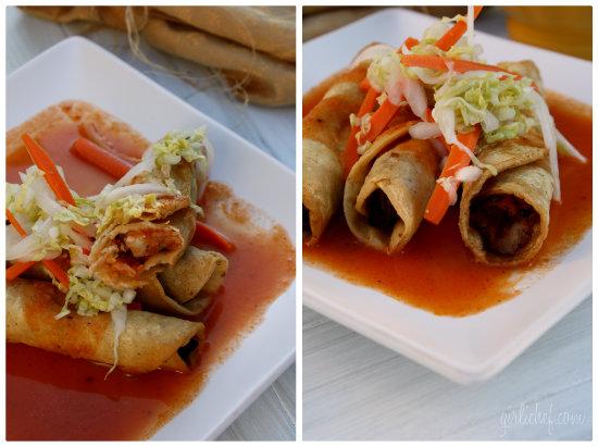 crispy shrimp tacos rolled shrimp tacosdinner oh crispy tacos crispy ...