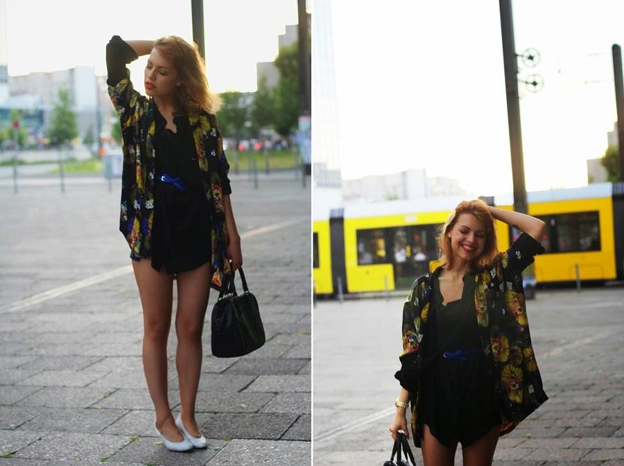 jasmin myberlinfashion blogger kimono alexanderplatz berlin