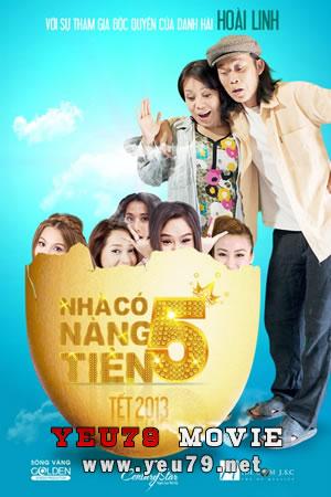 Nhà Có 5 Nàng Tiên - Nha Co 5 Nang Tien