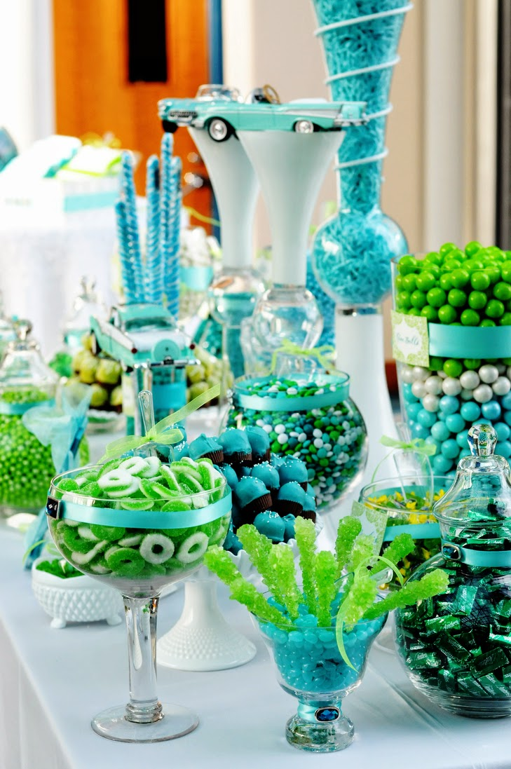 A Turquoise And Lime Green Wedding Stuff Ideas