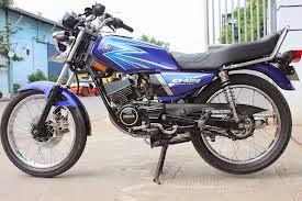 ide modifikasi motor rx king warna biru