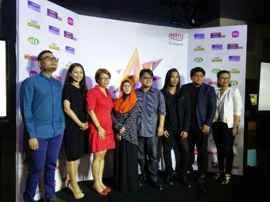 Program Akademi Fantasia AF2015 mula cari peserta