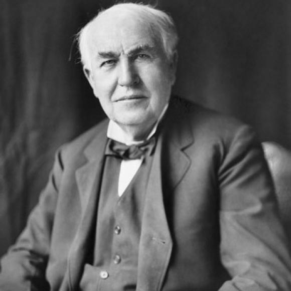 thomas alva edison Thomas alva edison [1847-1931] inventor/developer when the members of the  united states congress decided to have a national inventor's day they picked.
