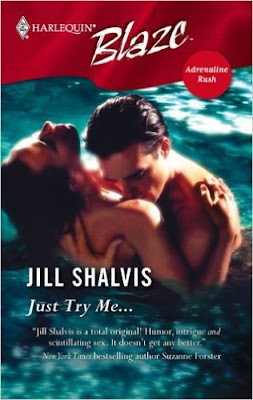 jill shalvis, just try me, book review