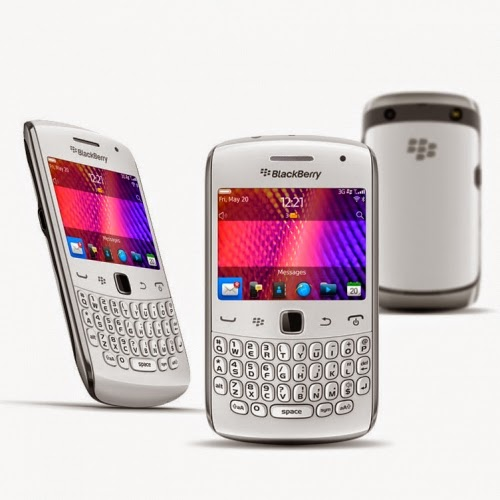 Spesifikasi Blackberry Curve Apollo  9360 - Putih