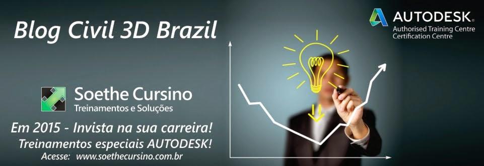 Autodesk - Civil 3D - Brazil