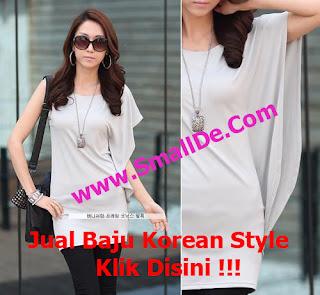 Baju Korea Terbaru