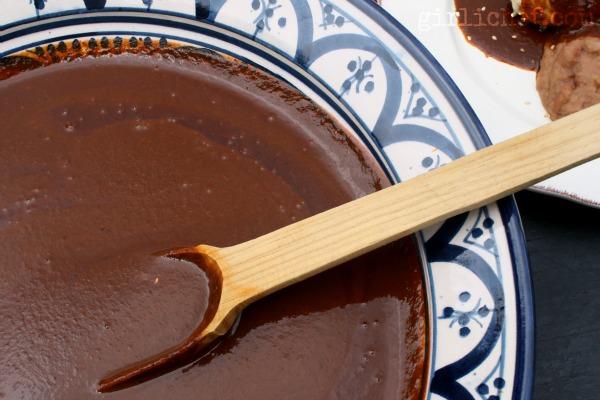 Slow-Cooker Mole Rojo | www.girlichef.com