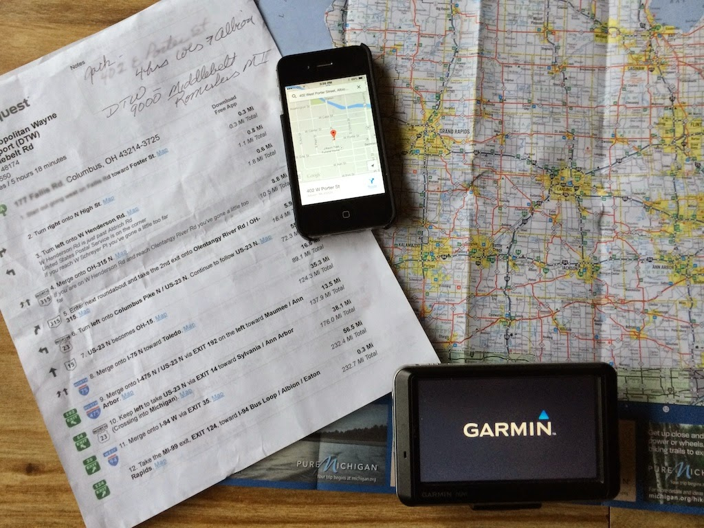 gps maps stories from the class of 1964