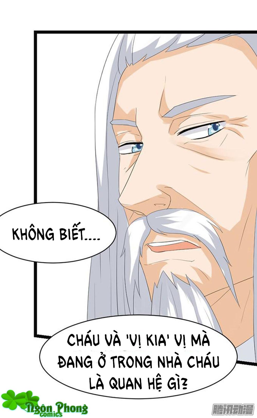Vương Tử Nhà Tôi Là Nô Bộc – Chap 37