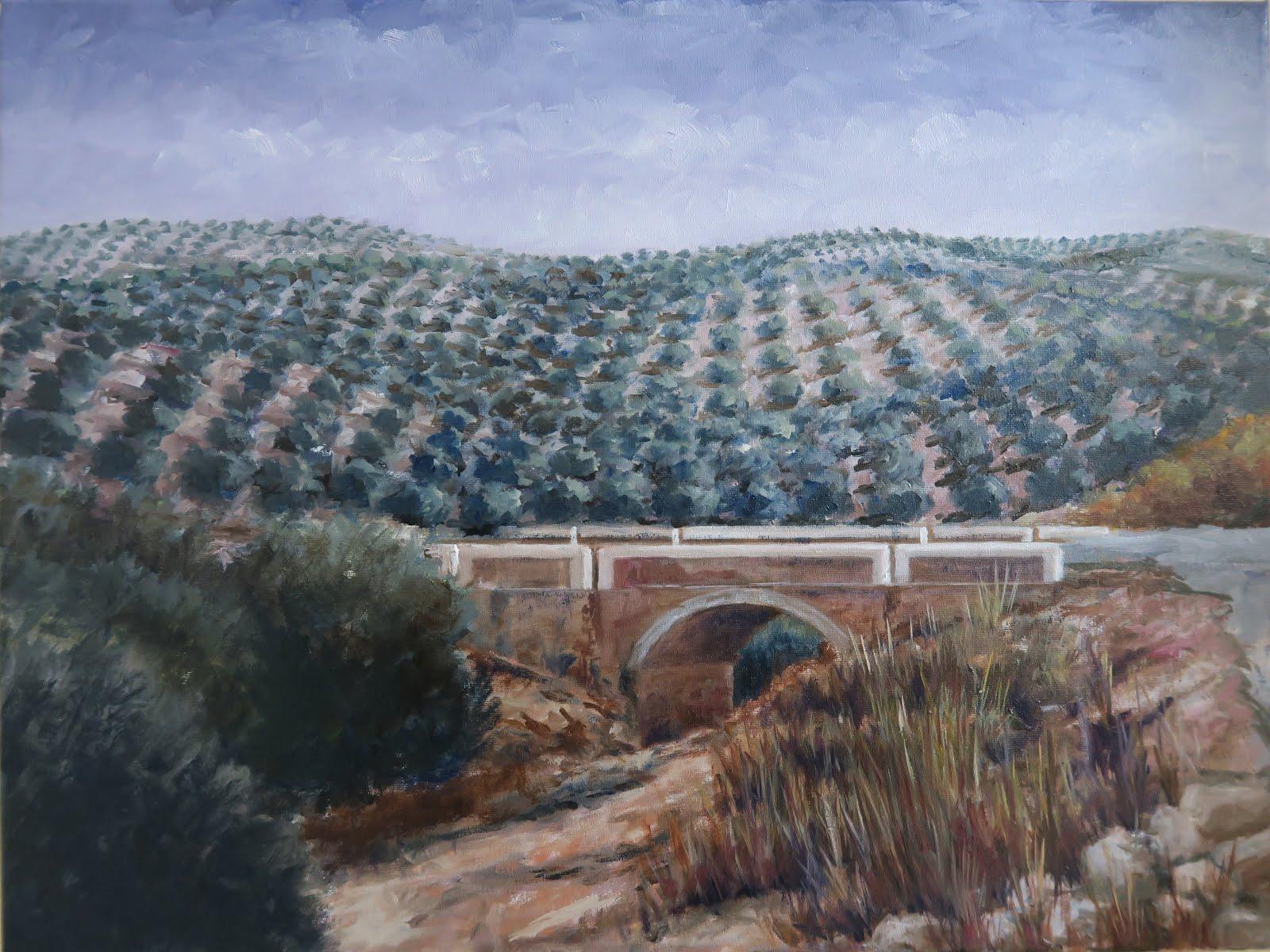 Puente en la Dehesilla del Moral; Fuerte del Rey, Jaén (12P)