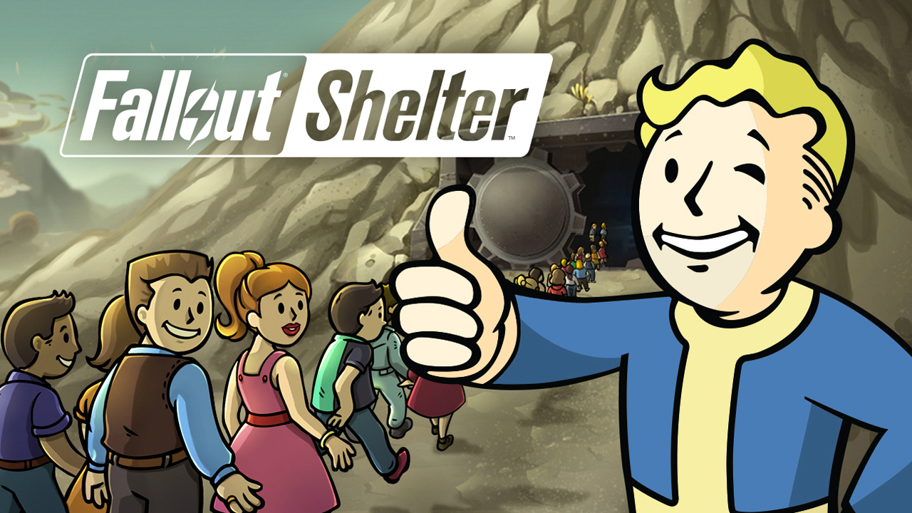 Fallout Shelter Gameplay IOS / Android