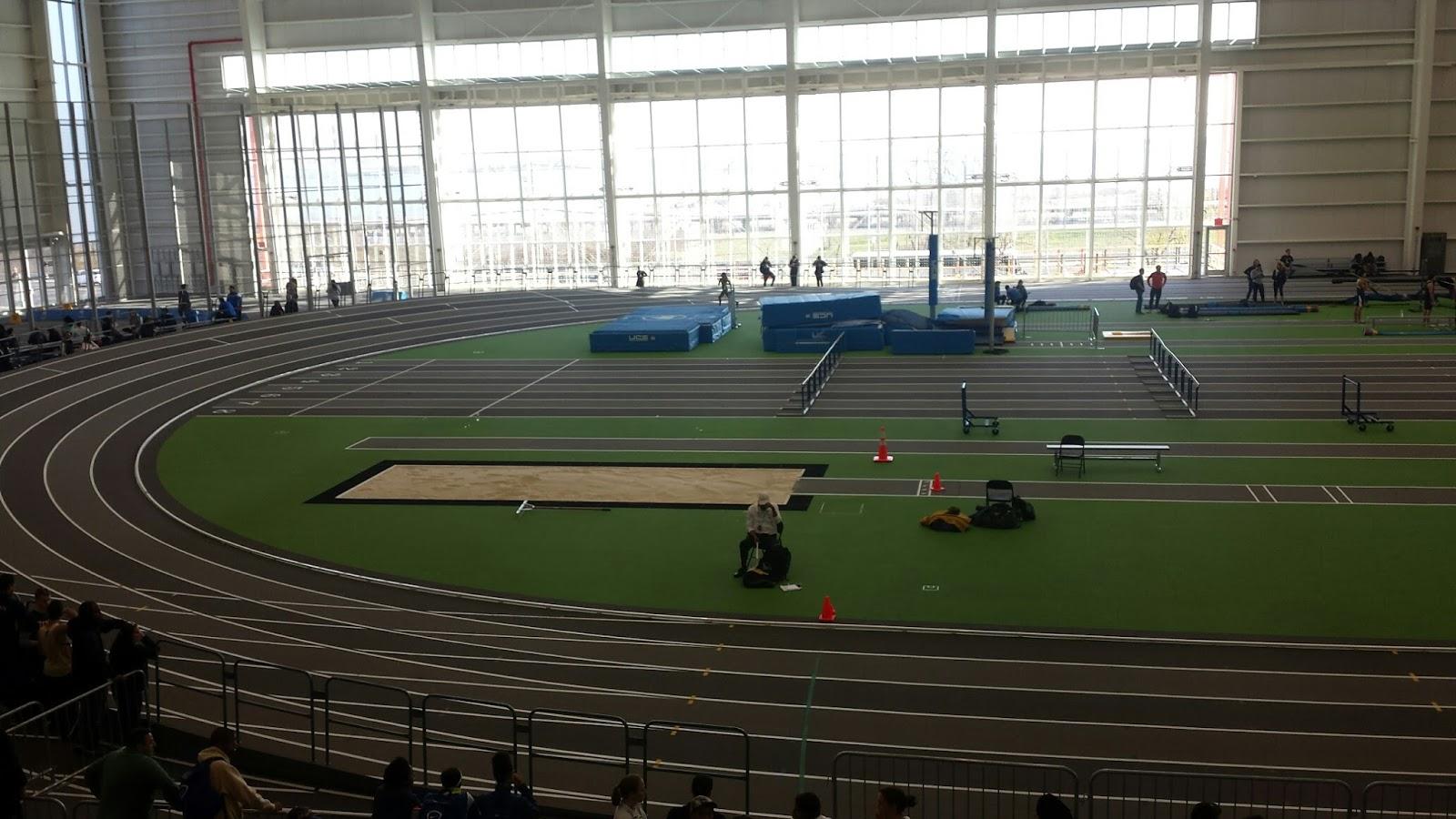 staten island indoor track meet portland