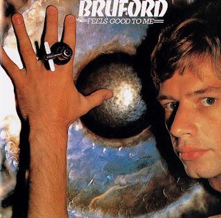 Bruford – Feels Good To Me (1977) [MP3] [320kbps] [FLAC] [SF]