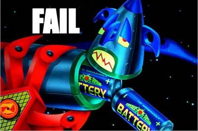 Battery Failure