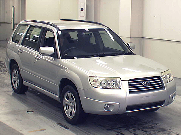 2006/Mar SUBARU FORESTER 2.0X