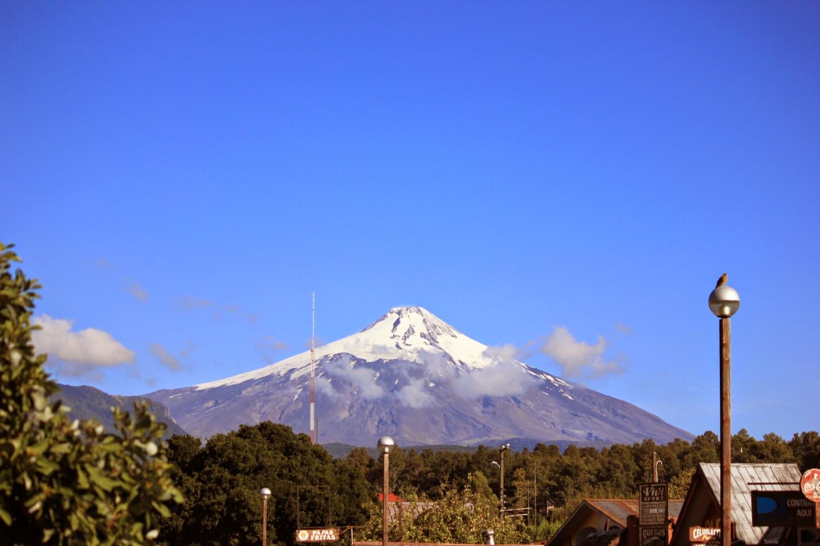 Volcano Villarrica, Pucón
