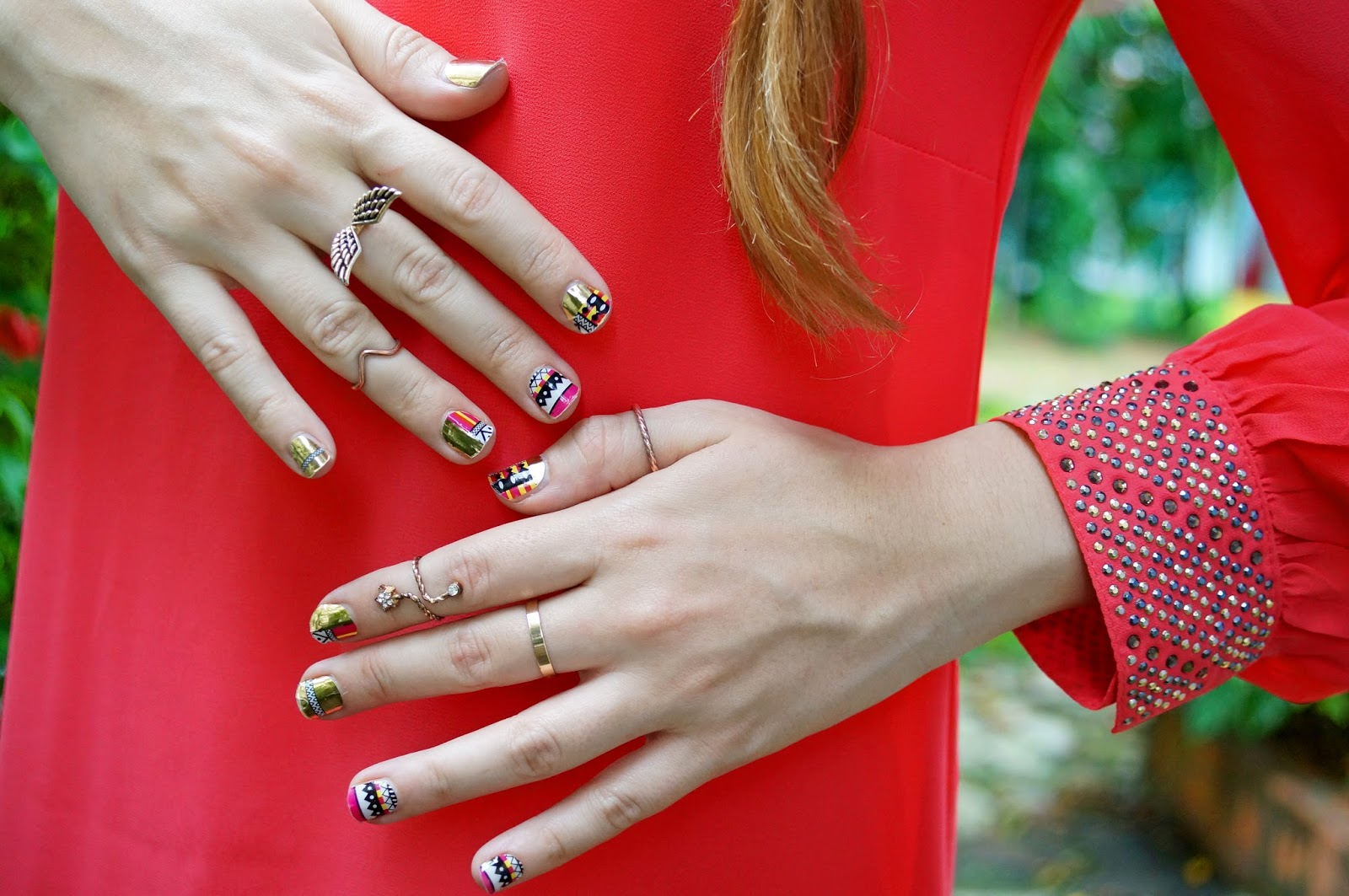 Cool Nail Stickers