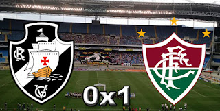 Vasco 0x1 Fluminense